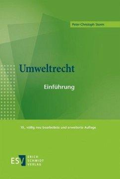 Umweltrecht - Storm, Peter-Christoph