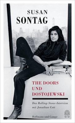 The Doors und Dostojewski (eBook, ePUB) - Sontag, Susan; Cott, Jonathan