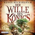 Der Wille des Königs / Mapper Bd.2 (MP3-Download)