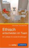 Ethisch entscheiden im Team (eBook, PDF)