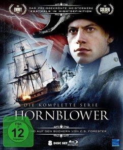 Vorschaubild von Hornblower - Die komplette Serie Bluray Box
