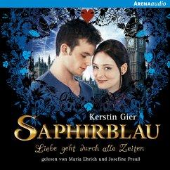 Saphirblau / Liebe geht durch alle Zeiten - Filmausgabe Bd.2 (MP3-Download) - Gier, Kerstin
