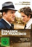Die Straßen von San Francisco - Season 1 - Box 1 DVD-Box