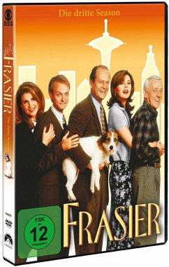 Frasier - Season 3 DVD-Box - John Mahoney,Jane Leeves,Peri Gilpin