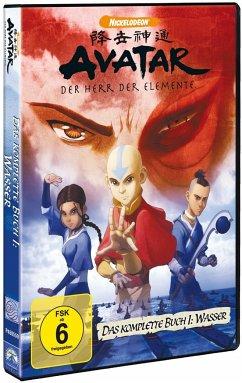 Avatar - Der Herr der Elemente, Das komplette B...