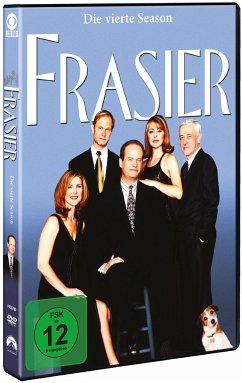 Frasier - Season 4 DVD-Box - John Mahoney,Jane Leeves,Edward Hibbert