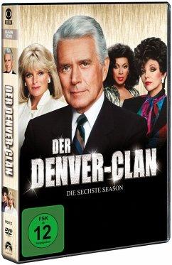 Der Denver-Clan - Die sechste Season (8 Discs)