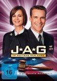 J.A.G. - Im Auftrag der Ehre - Season 8 DVD-Box
