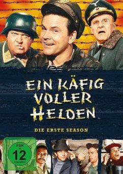 Ein Käfig voller Helden - Season 1 DVD-Box - Richard Dawson,Robert Clary,Werner Klemperer