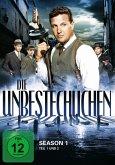 Die Unbestechlichen - Season 1.2 DVD-Box