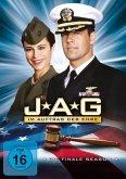 JAG: Im Auftrag der Ehre - Season 10 DVD-Box