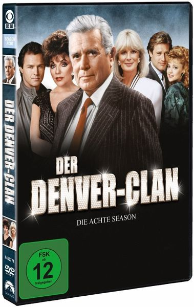 der denver clan die achte season 6 discs auf dvd portofrei bei b. Black Bedroom Furniture Sets. Home Design Ideas