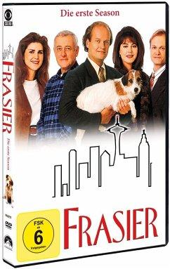 Frasier - Season 1 DVD-Box - John Mahoney,Jane Leeves,Peri Gilpin