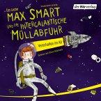 Verschollen im All / Max Smart und die intergalaktische Müllabfuhr Bd.1 (MP3-Download)