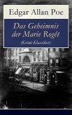 Das Geheimnis der Marie Rogêt (Krimi-Klassiker) (eBook, ePUB)