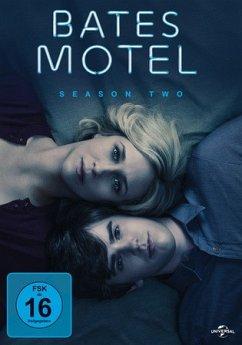 Bates Motel - Season Two (3 Discs) - Vera Farmiga,Freddie Highmore,Max Thieriot