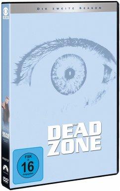 Dead Zone - Season 2 DVD-Box - Nicole Deboer,David Ogden Stiers,Anthony...