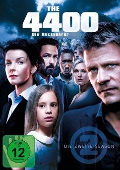 The 4400 - Die Rückkehrer - Season 2 DVD-Box - Patrick Flueger,Peter Coyote,Mahershalalhashbaz...