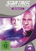 Star Trek - The Next Generation Season 4 DVD-Box