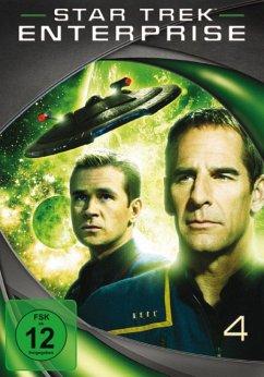Star Trek : Enterprise - Season 4 - Box 2 DVD-Box - Anthony Montgomery,Jack Gwaltney,Connor...
