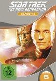 Star Trek - The Next Generation Season 5 DVD-Box