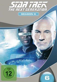 STAR TREK: The Next Generation - Season 6 DVD-Box - Jerry Hardin,Brent Spiner,Michael Dorn