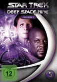 Star Trek: Deep Space Nine - Staffel 5 DVD-Box
