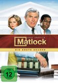 Matlock - Season 1 DVD-Box