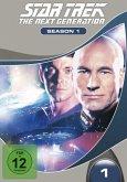 Star Trek - Next Generation Staffel 1 DVD-Box