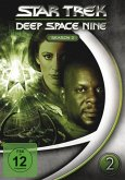 Star Trek: Deep Space Nine - Season 2/1 DVD-Box
