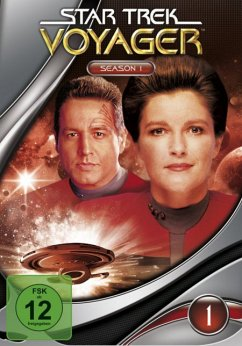 Star Trek : Voyager - Season 1 DVD-Box - Robert Beltran,Ethan Phillips,Tim Russ