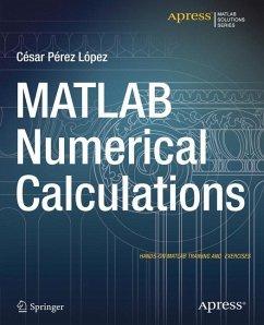 MATLAB Numerical Calculus - Lopez, Cesar