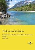 Beschäftigungen der Berlinischen Gesellschaft Naturforschender Freunde