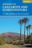 Walking on Lanzarote and Fuerteventura