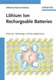 Lithium Ion Rechargeable Batteries (eBook, ePUB)