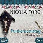 Funkensonntag / Kommissar Weinzierl Bd.2 (MP3-Download)