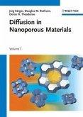 Diffusion in Nanoporous Materials (eBook, ePUB)