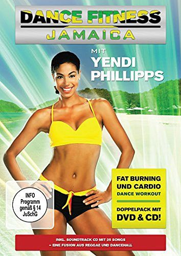 Dance Fitness Jamaica (+ Audio-CD)