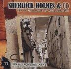 Sherlock Holmes & Co - Ein Fall vom Kontinent, Audio-CD
