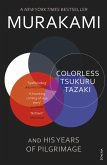 Colorless Tsukuru Tazaki and His Years of Pilgrimage (eBook, ePUB)