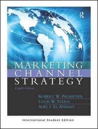 marketing channels pdf Channel strategy & marketing by jacqueline franklin wwwcom the channels marketing organization i ran would be at stake in six months.