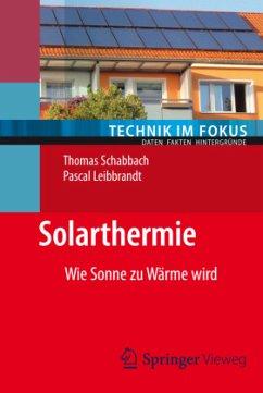 Solarthermie - Schabbach, Thomas;Leibbrandt, Pascal
