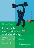 Handbuch zum Testen von Web- und Mobile-Apps