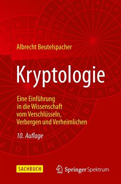 Kryptologie - Beutelspacher, Albrecht