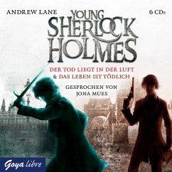 Young Sherlock Holmes - Die Box, 6 Audio-CDs - Lane, Andrew