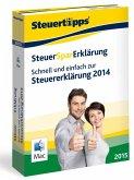 Steuer-Spar-Erklärung 2015 Mac-Version