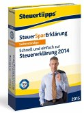 Steuer-Spar-Erklärung 2015 Selbstständige