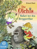 Safari bei den Berggorillas / Die Olchis-Kinderroman Bd.8 (eBook, ePUB)