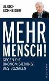 Mehr Mensch! (eBook, ePUB)