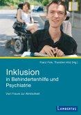 Inklusion in Behindertenhilfe und Psychiatrie (eBook, PDF)
